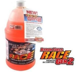 BY3130187 - BYRON RACE Gen2 RTR 20% 1 Gallone (3,8Liter)