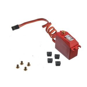 AR390139 ADS-15M V2 15kg Waterproof Servo Red ARAM1025