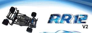 RR12V2 KIT - RSD RR12 V2 - REFLEX Racing 1:12 Baukasten