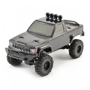 FTX OUTBACK MINI 01:24 TRAIL READY-TO-RUN BLACK - FTX5502BK