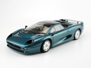 Modellbau Jaguar ~ Top39a 1:18 top marques jaguar xj220 grün top marques